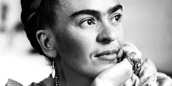 [IN FRENCH ONLY] Frida Kahlo, the body in pain