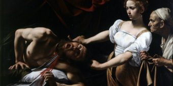 [IN FRENCH ONLY] Caravaggio, between grace and disgrace
