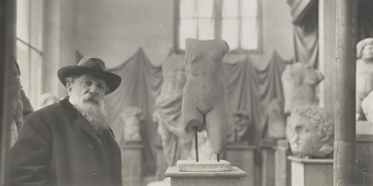 [IN FRENCH ONLY] MasterClass CultureSecrets : Rodin or modern sculpture