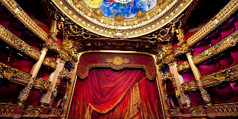 [IN FRENCH ONLY] The magic of the Palais Garnier